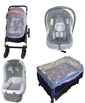 Enovoe Baby Mosquito Net for Stroller - Durable Stroller Mosquito Net