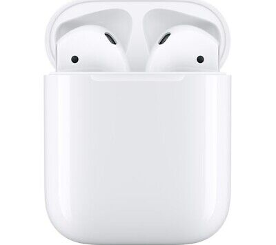 🔥Apple AirPods 2nd Generation with Wireless Charging Case - White🔥
