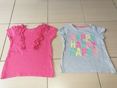 Girls Primark Tops X 2 Age 6-7 Years