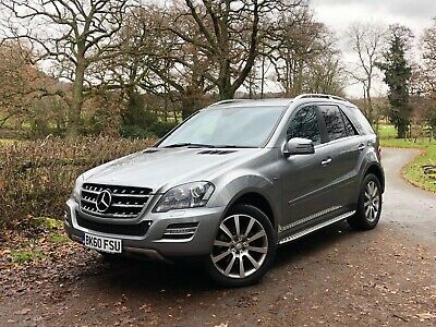 2010 Mercedes ML350 Grand Edition, 96k, FSH, immaculate condition throughout