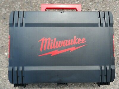 Milwaukee Fuel Impact Gun - Carry Case and Manuals
