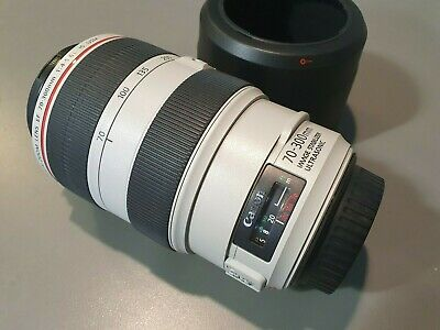 Canon EF 70-300mm F4/5.6 L IS USM - Mint Condition - 3 Month Warranty