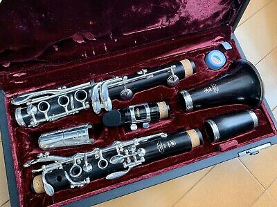 YAMAHA CLARINET YCL-650 Excellent Condition