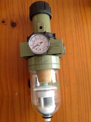 "1/2"" Bsp Norgren Air Filter / Regulater Unit"