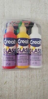 Creall Glass Windowcolor Paints Window stickers
