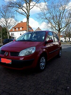 Renault Scenic II, 1,5l DCi