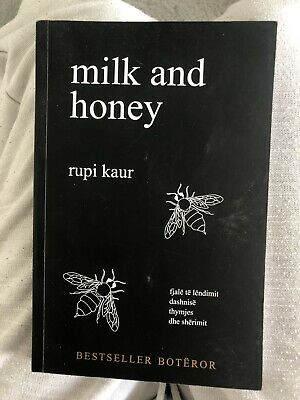 Milk and Honey by Rupi Kaur (Albanian translation)