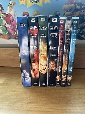 Buffy the Vampire Slayer Complete Series Seasons 1-7 (DVD)