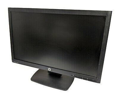 """HP ProDisplay P221 21.5"""" inch LED Full HD 1080p Display Monitor Screen + Cables"""