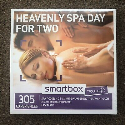Heavenly Spa Day for Two - Smartbox by Buyagift