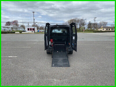 2016 Nissan NV SV VAN WHEELCHAIR HANDICAP REAR ENTRY NISSAN NV200 2016 SV Used 2L I4