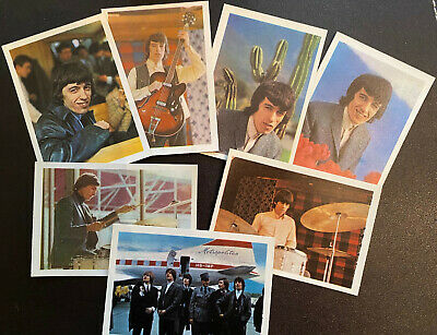 A&BC: Rolling Stones (1965). Choose the cards you need! All EXCELLENT.