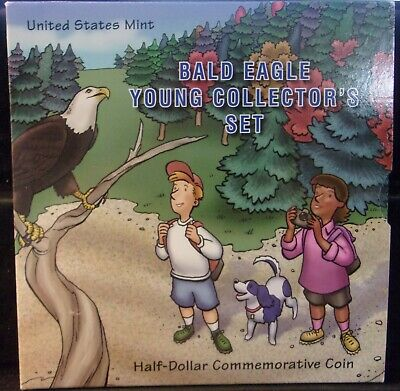 2008-S -United States Mint -Bald Eagle Young Collector's Set MS Half Dollar ¤DN¤