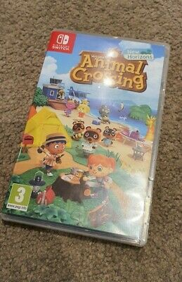 Animal Crossing New Horizons - Nintendo Switch - Perfect condition