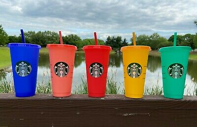 LIMITED Starbucks COLOR CHANGING Cold Cups Summer 2020, SINGLE ORIGINAL