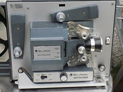 Vintage Bell & Howell Autoload 357Z movie film projector. Not sure if working