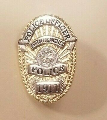 Port of Los Angeles (CA) Police Department Collector Pin  (A71)
