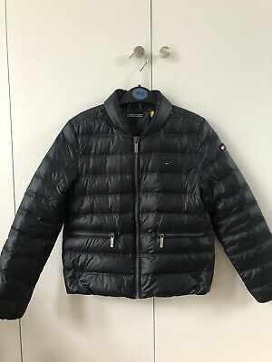 Tommy Hilfiger Girls Down Jacket Age 10 Years