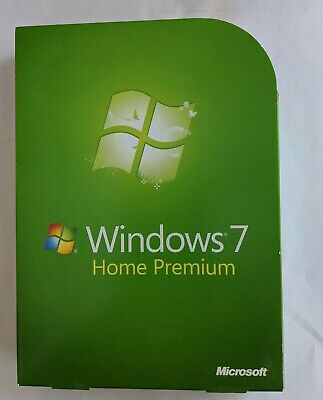 Windows 7 Home Premium 32 64 Bit Full Version with Product Key