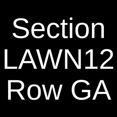 4 Tickets Brooks and Dunn 10/23/20 Tampa, FL