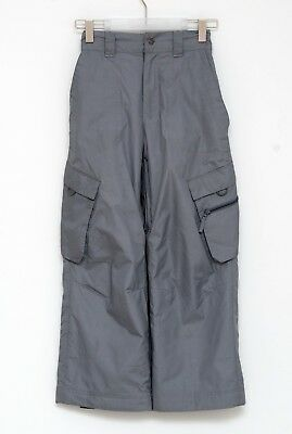 Boys/Girls Size 152 Cm B.n.c Ski Trousers Pants Grey Excellent