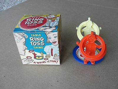 Original Table Ring Toss Game with Box, Baby World Company, Nice Graphics