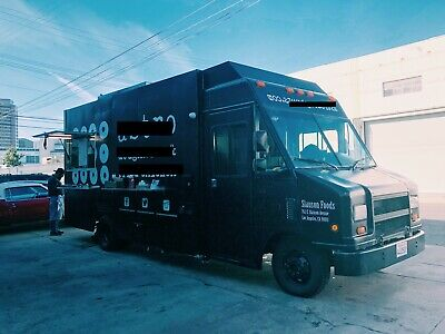 FOOD TRUCK- Custom built, fully equipped Kitchen .