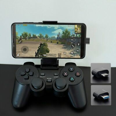 Wireless Gamepad For Android Phone/PC/PS3/TV Box Joystick Game Controller 2.4G