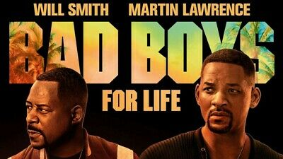 Bad Boys for Life BluRay