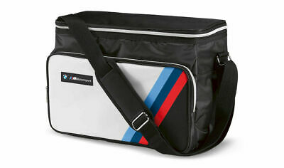 Genuine BMW M Motorsport Cooling Bag with Carrying Strap New 80222463074