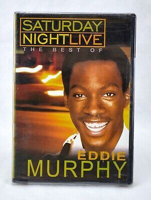 SNL Saturday Night Live Best of Eddie Murphy (DVD, 2004) Brand New