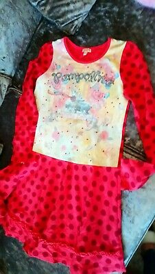 Pampolina Girls Dress Age 8