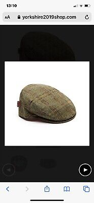 The Yorkshire flat cap MENS Flat Cap Size 71/4 59 Cm