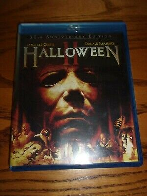 Halloween 2 - 30Th Anniversary Edition-Bluray-Terror In The Aisles -Watched Once
