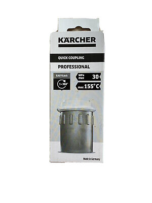 Karcher Pressure Washer Quick Release Coupling 2.115-000.0
