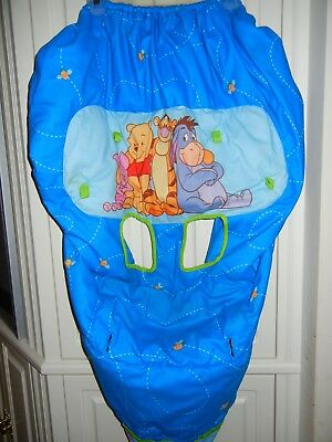 Winnie the Pooh Shopping Cart Cover