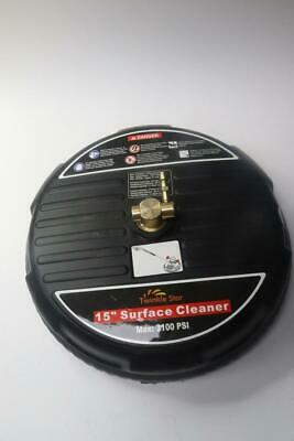 """Pack of 1 - Twinkle Star Pressure Washer Surface Cleaner 15"""""""