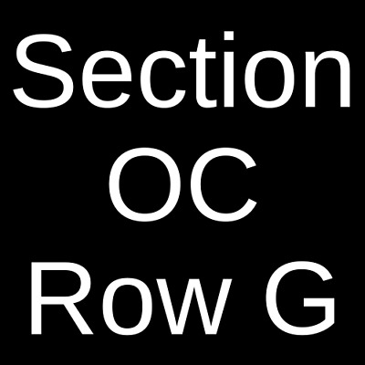 4 Tickets Chicago - The Band 12/17/20 Greensboro, NC