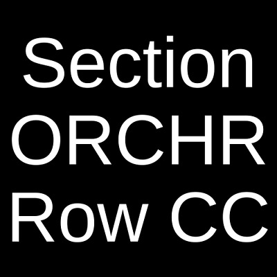 4 Tickets Home Free Vocal Band 10/18/20 Genesee Theatre Waukegan, IL