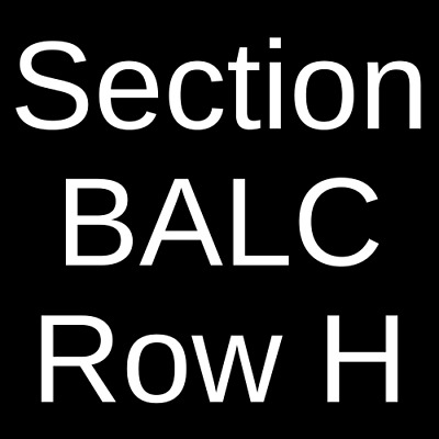 4 Tickets The Wizard of Oz 5/2/21 Red Bank, NJ