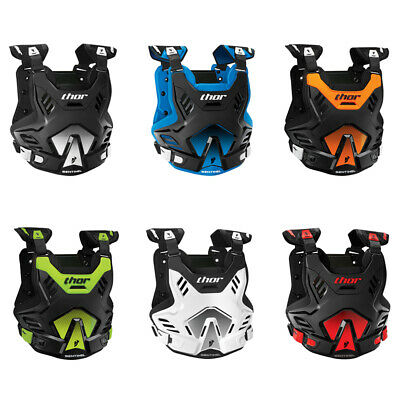 Thor Sentinel GP Youth Kids MX Motocross Offroad Roost Deflectors