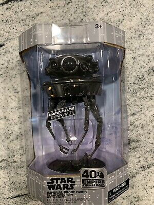 Disney Imperial Probe Droid Star Wars The Empire Strikes Back 40th Anniversary