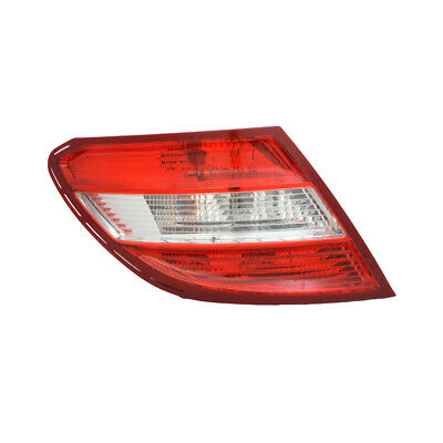 Tail Light Assembly Left TYC 11-11748-00