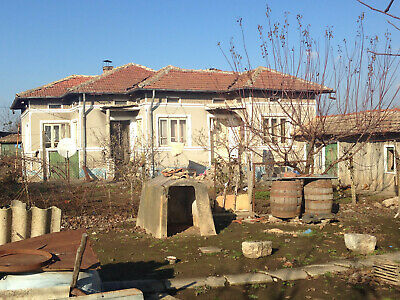 Monthly payment property house 1250 sq.m. Dobrich Krushari area oversea Bulgaria