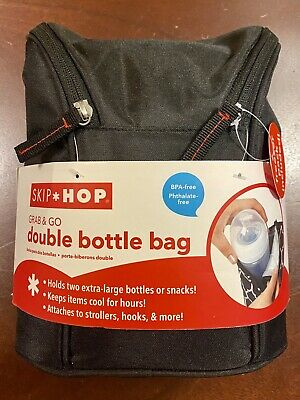 Skip Hop - Double Bottle Bag