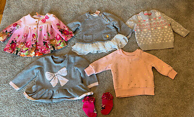 Baby Girls Bundle Ted Baker 0-3 Months Bundle