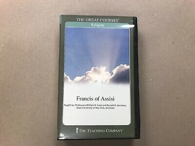 Francis Of Assisi Cd Great Courses The Teaching Company