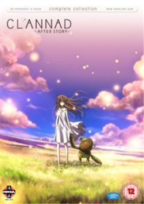 Clannad - After Story: The Complete Series (UK IMPORT) DVD NEW