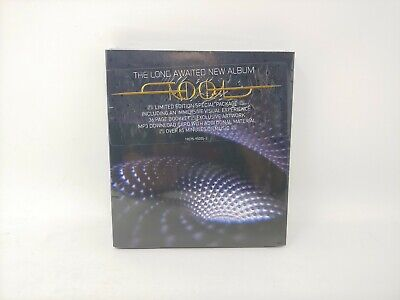 TOOL Fear Inoculum CD Deluxe Tri Fold MP3 Limited Edition HD Screen Fac Sealed