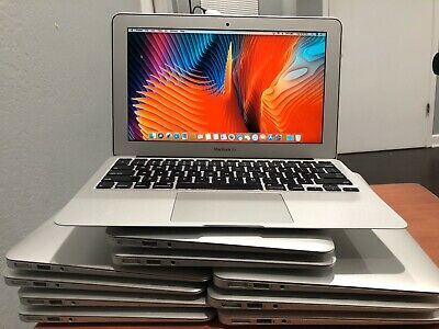 """APPLE MACBOOK AIR 11"""" 2015 INTEL CORE i5! LOADED WITH PROGRAMS! FINAL CUT, OFFIC"""
